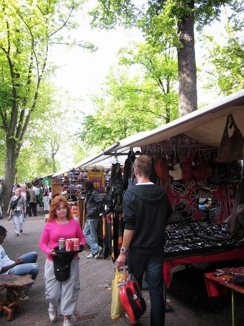 Flea Market Waterlooplein, Amsterdam, The Netherlands  http://en.wikipedia.org/wiki/Waterlooplein