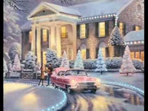 ▶ Elvis Presley - Santa bring my baby back to me - YouTube