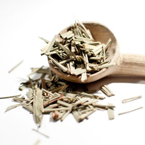 Lemongrass. A perennial herb noted for its lemony scent and ginger undertones.