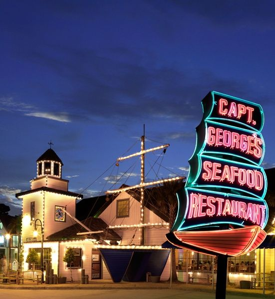 This is the best seafood restaurant in the world!!! Located in Virginia Beach. www.captaingeorges.com