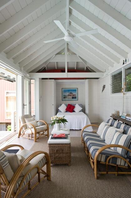 Verandah style room