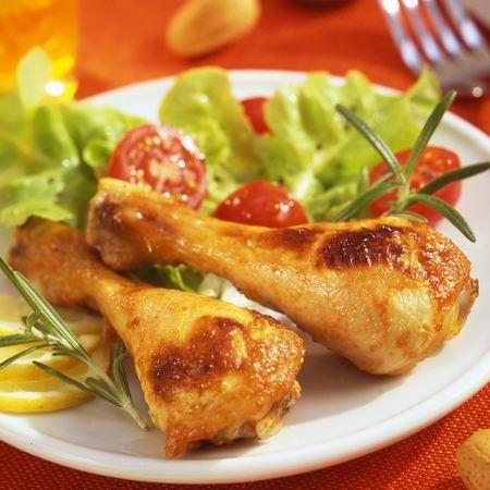 Pácolt sült csirkecomb Recept képpel - Mindmegette.hu - Receptek