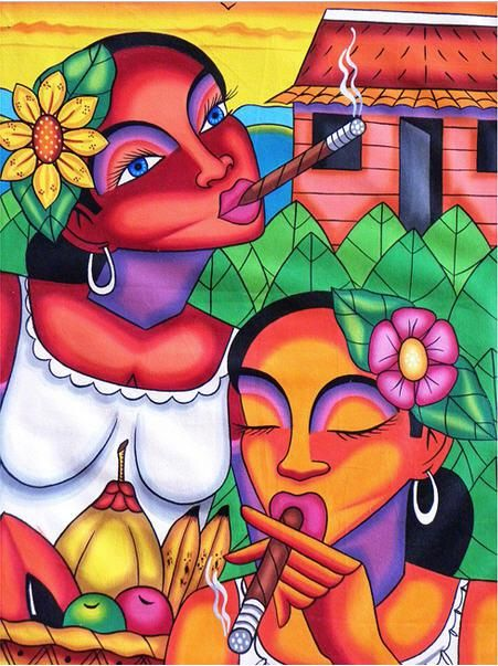 cuban arts and paintings | cuba2