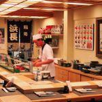 Hamatyo e Yoshida San melhores sushis de SP