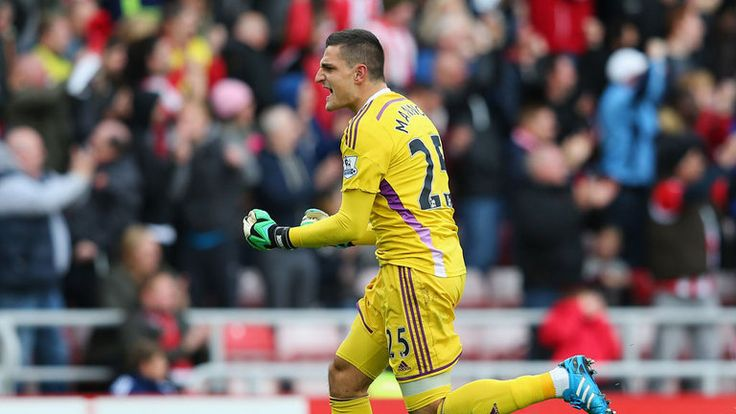 Premier League: Sunderland's Vito Mannone and John O'Shea relieved at win | Football News | Sky Sports