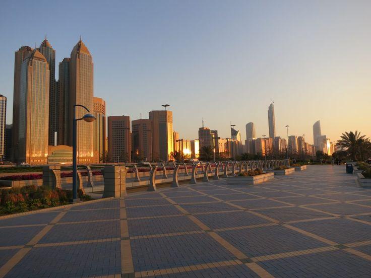 Vacanza senza glutine: Abu Dhabi