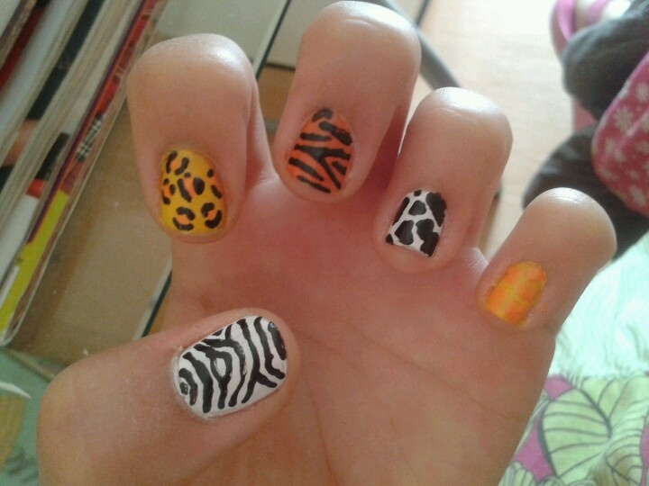 Animals nails!...
