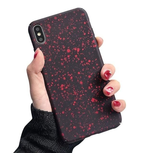 Kisscase Space Spot Pattern Case For Samsung Galaxy A50 A40 A30 A70 A60 A90 A80 Case For Samsung A7 Pattern Case Spots Pattern Iphone Cases