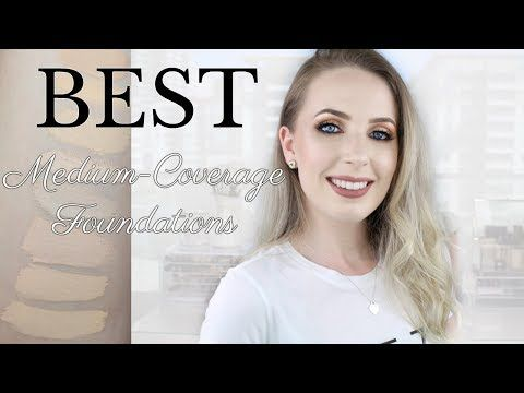 Best Medium Coverage Foundations   Arna Alayne
