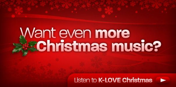Contemporary Christian Music, Internet radio - K- Christmas Music Channel