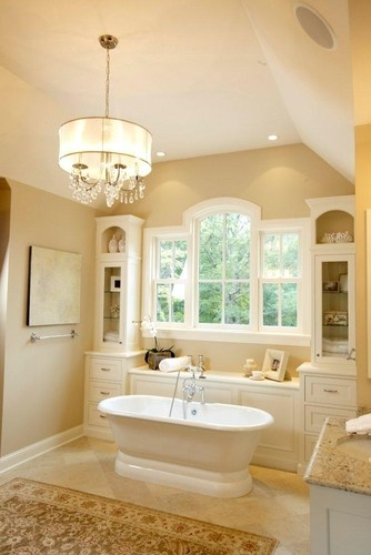 11 best ceramic tile images on pinterest bathroom ideas for Beautiful master bedrooms and bathrooms