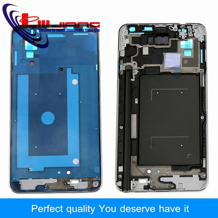 Liujiang Original Replacement Middle Frame for Samsung Note 3 Note3 N900 N9005 Middle Housing Plate Repair Part for Note 3. Yesterday's price: US $7.60 (6.23 EUR). Today's price: US $6.69 (5.53 EUR). Discount: 12%.
