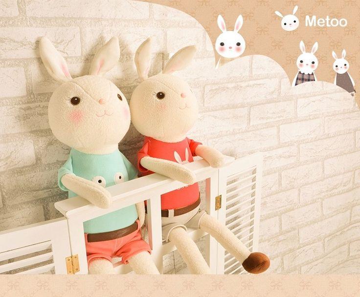 Дешевое 1 шт./лот милый кролик микрофон пара тирамису ребенок плюшевые игрушки куклы большой на день рождения ну вечеринку день святого валентина подарок, Купить Качество Набивные плюшевые игрушки непосредственно из китайских фирмах-поставщиках: