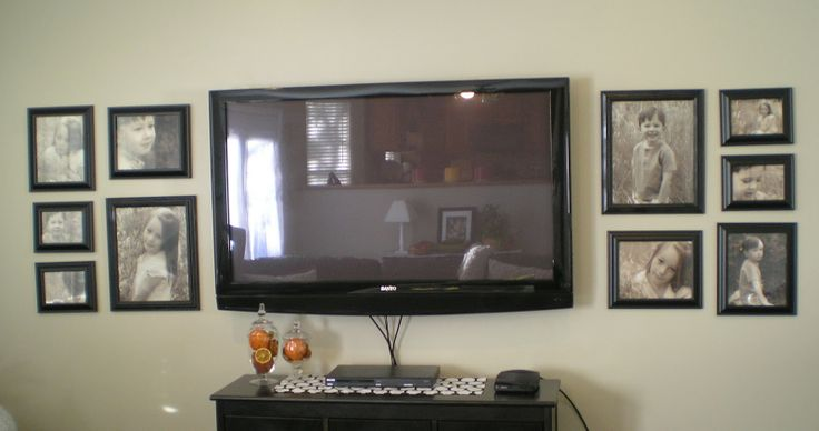 1000 Images About Home Around Flat Screen On Pinterest