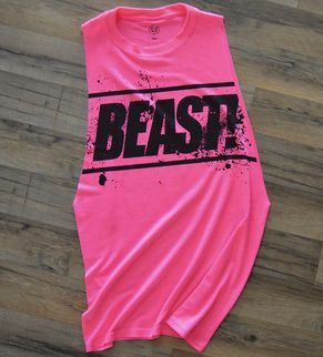 With everything you do, BEAST it!