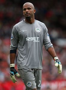 Ali Al-Habsi | Wigan Athletic | Player Profile | Cockney Latic