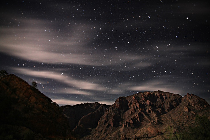 Big Bend, Texas photograph by Gerry Burns