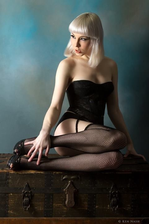 Model: LittleBit Lizbit Photo: Ken Nash