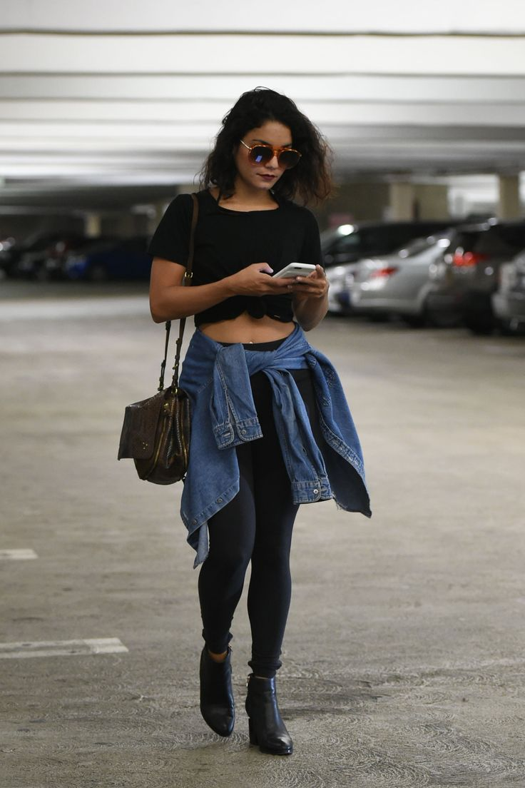 Vanessa Hudgens at Ralph's in studio city  - July 12th