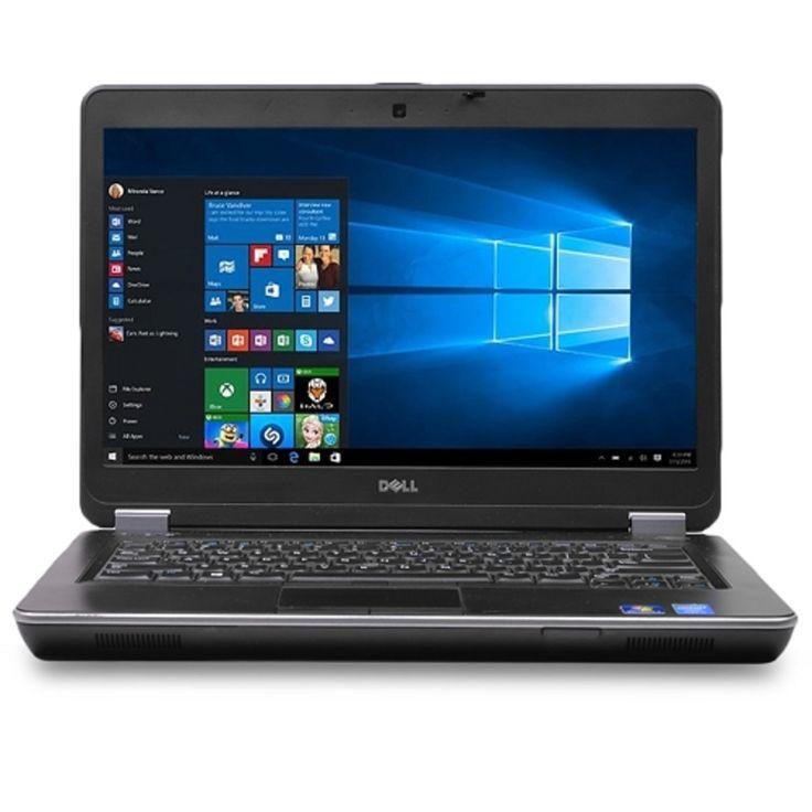 Dell Latitude E6440 Core i5-4310M Dual-Core 2.7GHz 4GB 320GB DVD±RW 14 LED Laptop W10P w/Webcam & BT (Silver) - B