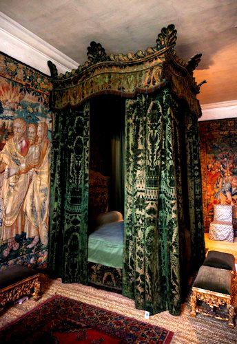 Hardwick Hall, Derbyshire, UK #GISSLER #interiordesign