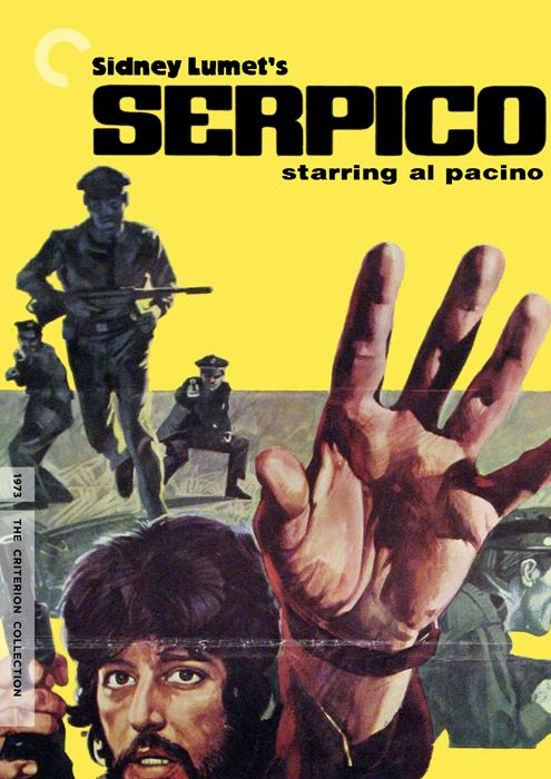 Serpico (1973) • Directed by Sidney Lumet, starring Al Pacino. Love it.