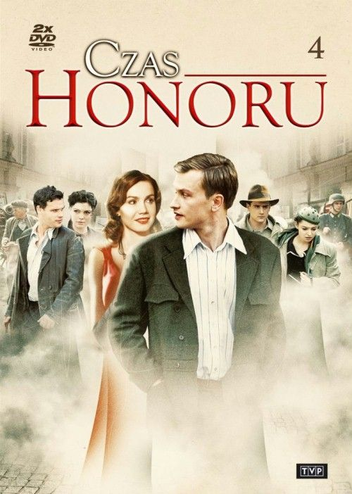 Епоха честі (Сезон 1) / Час славы / Czas honoru (Season 1) (2008) HDTVRip 720p [uk,pol]