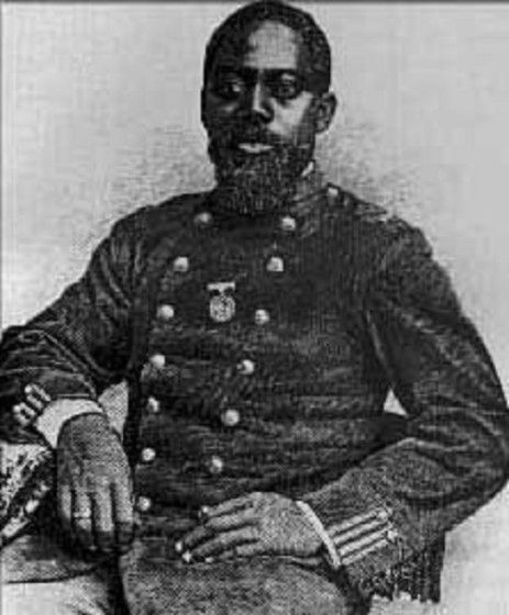 Sergeant William Harvey Carney: First African American Awarded the Congressional Medal of Honor