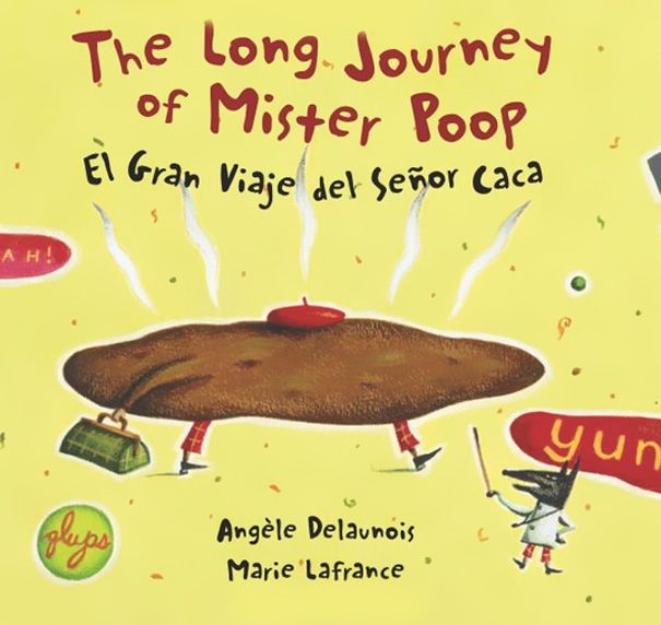 The Worst Book Title Covers Ever: Books Covers, Worst Books, Mister Poop, Funny Books, Long Journey, Children Books, Gran Viaje, Books For Kids, Books Title