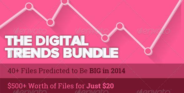 The Digital Trends Bundle 2014 is on for 2 Weeks!