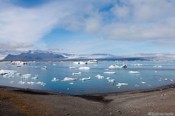 Погода в Исландии меняется резко и во многом зависит от   прохождения циклонов в восточном направлении через Атлантический океан