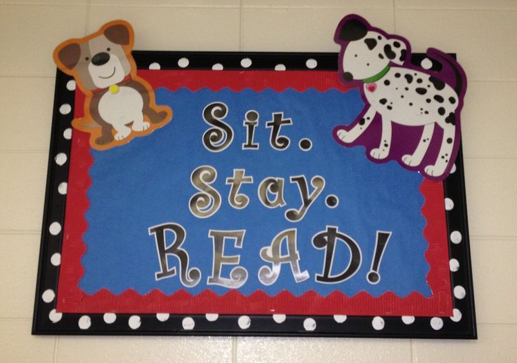 Puppy themed classroom