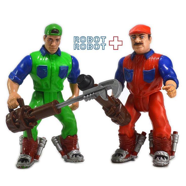 映画版スーパーマリオ アクションフィギュア マリオルイージ ERTL Super Mario Brothers Moive Action Figure MARIO & LUIGI #Gamecharacter #ゲームキャラクター #アメトイ #アメリカントイ #おもちゃ #おもちゃ買取 #フィギュア買取 #アメトイ買取 #WeBuyToys #vintagetoys #中野ブロードウェイ #ロボットロボット #ROBOTROBOT #中野 #ゲームキャラクター買取 #マリオブラザーズ #マリオブラザーズ買取 #MarioBros #ニンテンドー #ニンテンドー買取 #NINTENDO #WeBuyToys