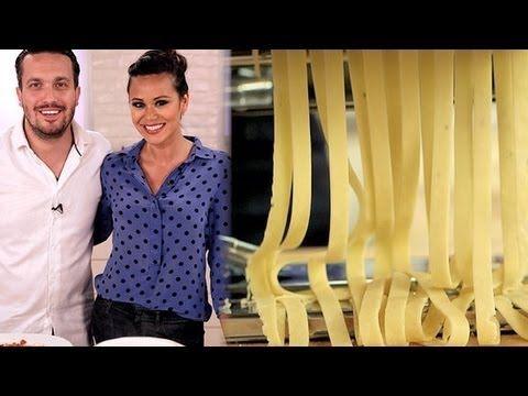 Fabio Viviani's Secrets to Making Homemade Ravioli - YouTube