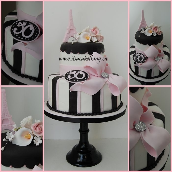 Paris Cake Cake By Ksyusha Cakesdecor