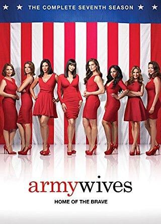 Wendy Davis & Catherine Bell & Chris Peppe & Christine Moore-Army Wives: Season 7