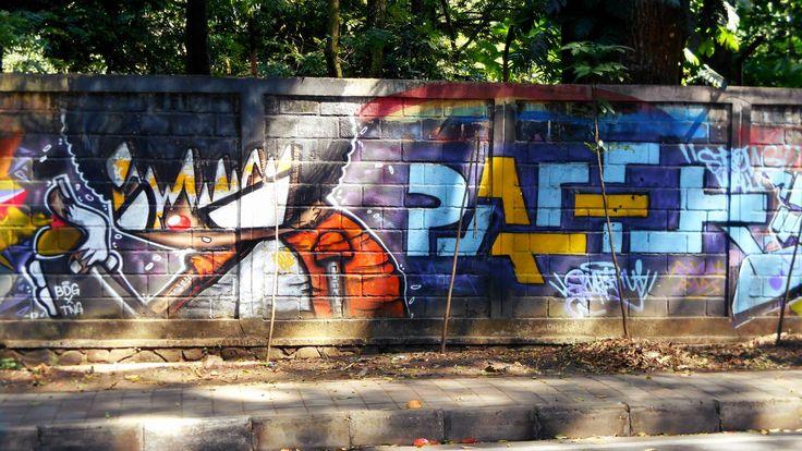 Mural buatan anak muda Bandung