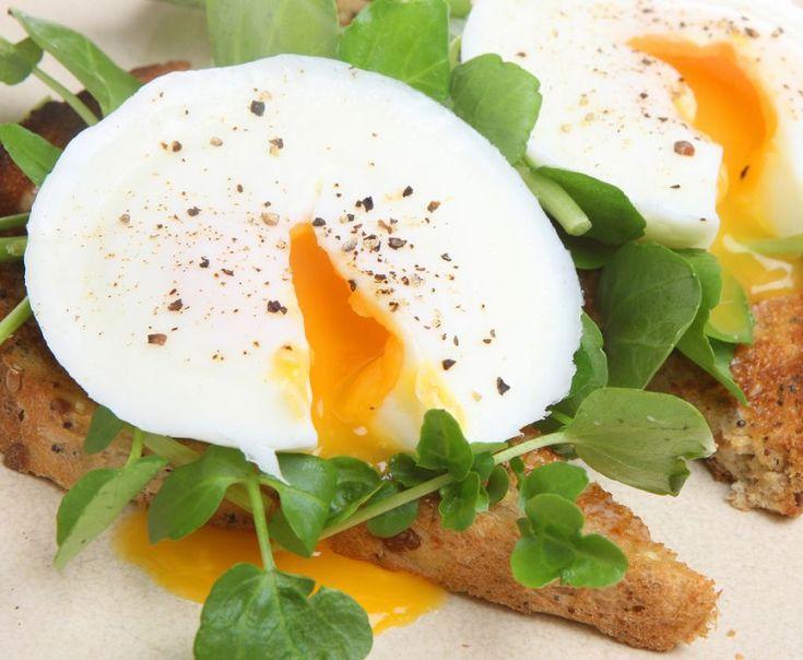 Cum sa faci un ou posat ca la restaurant - www.foodstory.ro