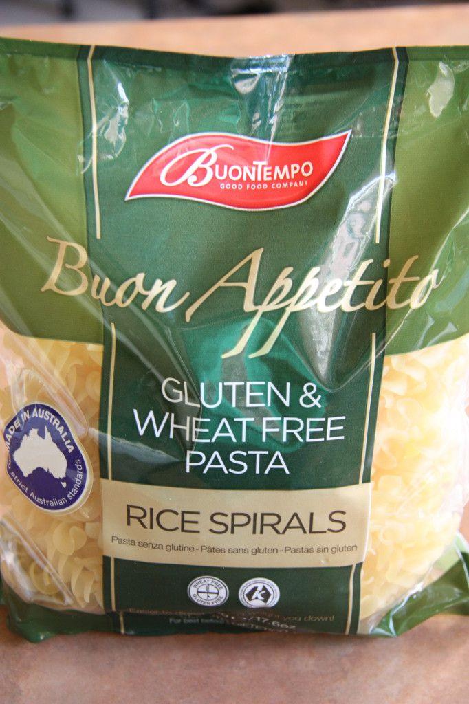 BuonTempo Gluten & Wheat Free Pasta Review (Rice Spirals) - Available in Australia