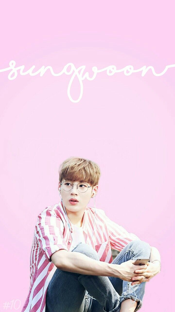 Ha sungwoon | #10 | Wanna-one