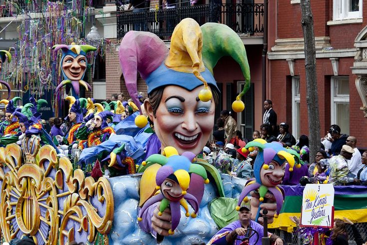 Mardi Gras 101: A Geeky Primer on the Big Party | GeekMom | Wired.com