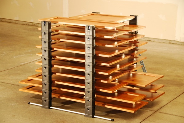 Cabinet Door Drying Systems ~ Images about drying rack on pinterest painting