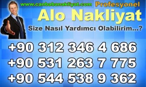 Www.canbabanakliyat.com Evden Eve Nakliyat Yenimahalle armut.com'da #64897