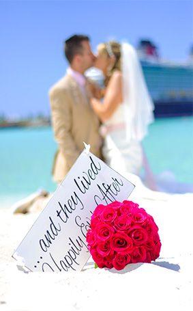 Disney Cruise Line Wedding Spotlight: Kameron & JonEver After Blog | Disney Fairy Tale Weddings and Honeymoon