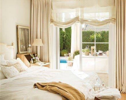 White White Bedroom