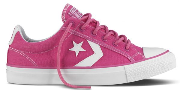 converse star player pink