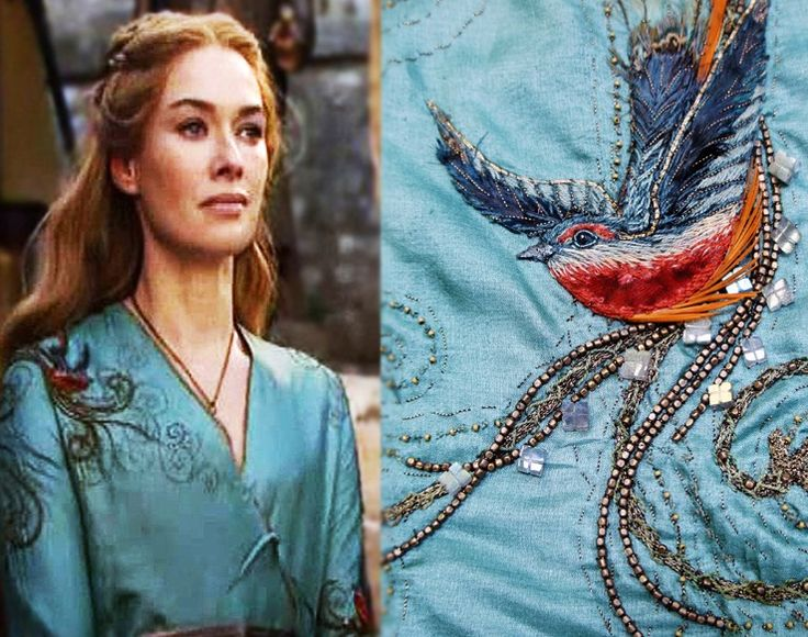 Professional Embroidery Game of Thrones - Mrs. Polly Rogers | Decorate, Make, Create! | Mrs. Polly Rogers | Decorate, Make, Create!