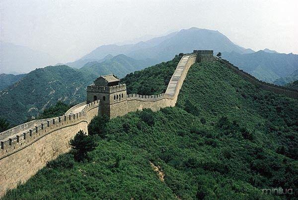 Muralha da china monumentos pinterest for A grande muralha da china