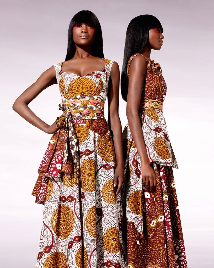 Nothing But the Wax: VLISCO new collection : SILENT EMPIRE