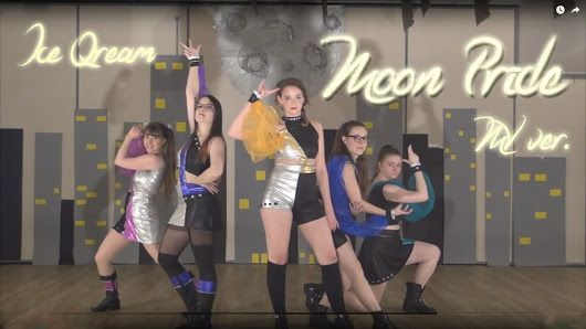 """Prenez un instant pour regarder cette vidéo. C'est un groupe de jeunes chanteuses et danseuses de Québec du nom de Ice Qream. Elles nous ont fait parvenir leur dernier clip reprenant """"Moon Pride"""", la chanson-thème des deux premières saison de Sailor Moon Crystal! 😃😍"""